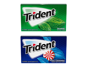 TRIDENT Emballeges Select